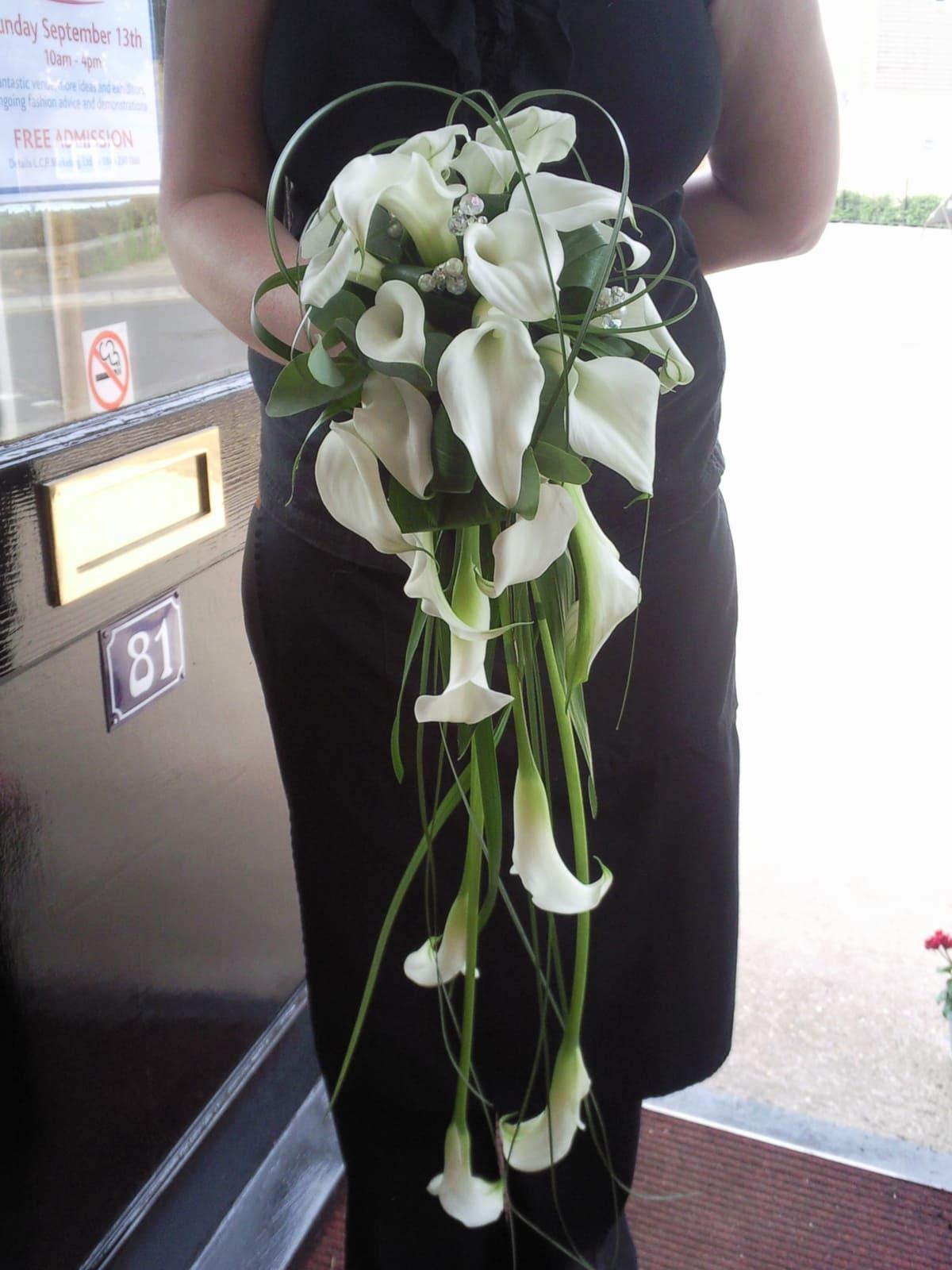 Wedding Libby Ferris Flowers